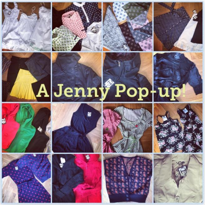 A Jenny Pop-up event!