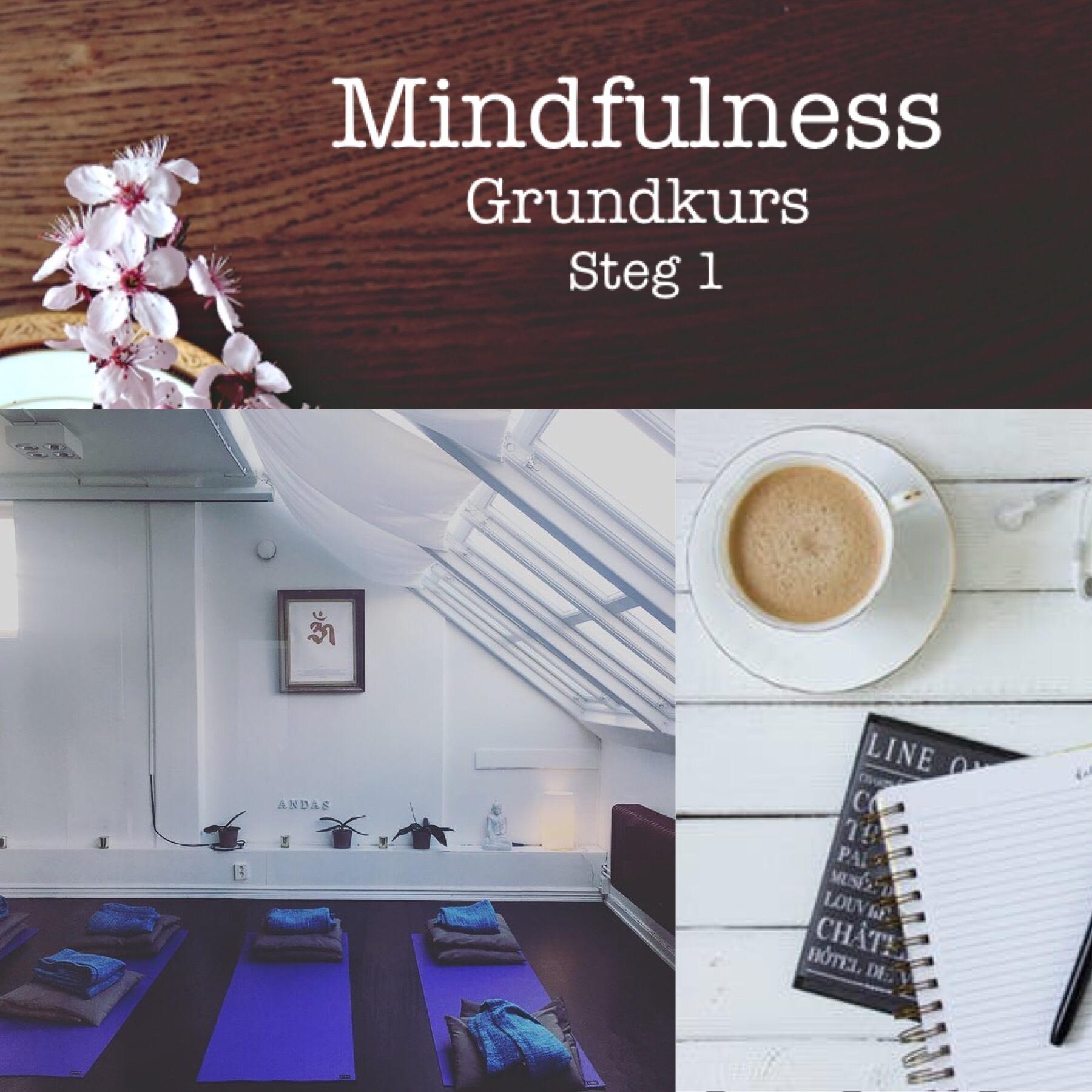 grundkurs mindfulness bild